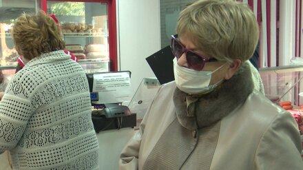 В Воронеже увеличат число рейдов по соблюдению масочного режима в магазинах и автобусах