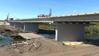 Восстановленный после обрушения мост в Воронежской области откроют досрочно