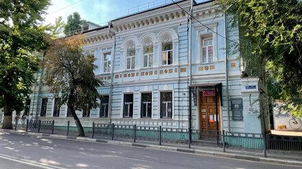 В центре Воронежа сохранят исторический памятник