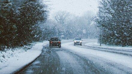 На Воронежскую область надвигаются снег с дождём и сильный ветер