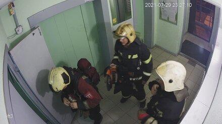 В Воронеже иностранцы бросили дымовую шашку в арендованную квартиру