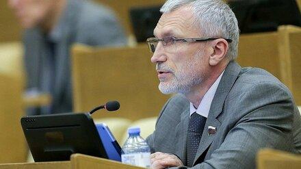 Воронежский депутат Госдумы о локдауне: «Пустой кошелёк пугает больше, чем коронавирус»