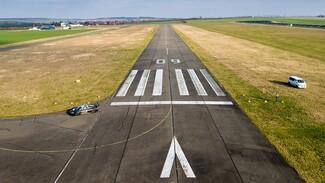 На ремонте взлётно-посадочной полосы в аэропорту Воронежа сэкономят почти 10 млн