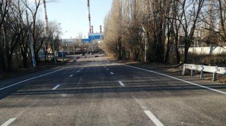 В Воронеже досрочно открыли для движения мост рядом с «Южным парком»
