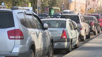 С начала года бюджет Воронежа получил от платных парковок менее 6,5 млн рублей