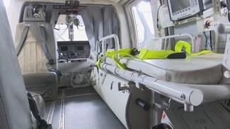Трое эвакуированных на вертолёте ковид-пациентов скончались в Воронеже