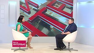 Интервью с замглавы управления архитектуры и градостроительства Воронежской области Андреем Еренковым