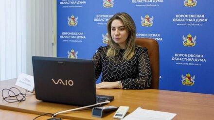 Воронежский депутат поучаствовала во всероссийском совещании о школьном образовании