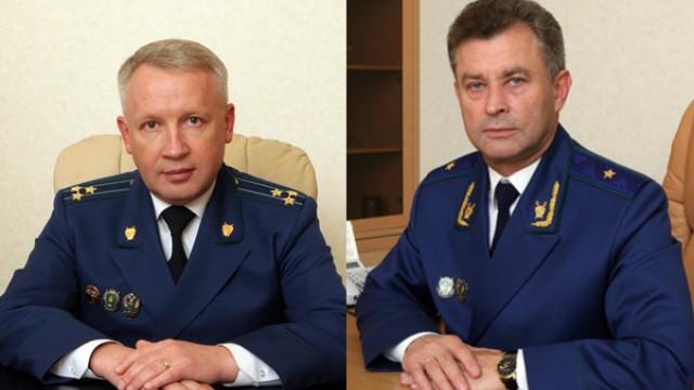Сразу два зампрокурора Воронежской области покинут должности после Нового года