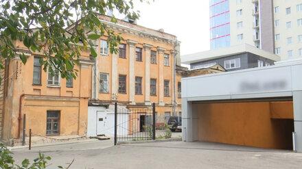 В Воронеже провалился третий аукцион на ремонт Дома кантонистов