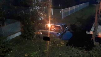 В Воронежской области водитель «пятёрки» вылетел в кювет и разбился