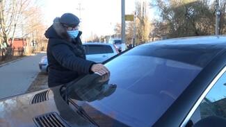 В Воронежской области начался суд из-за разбитого упавшей веткой Mercedes