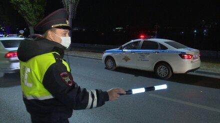 ГИБДД предупредила воронежцев о сплошных проверках в ночь на субботу