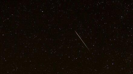 Синоптики рассказали воронежцам, смогут ли они увидеть лучший звездопад года