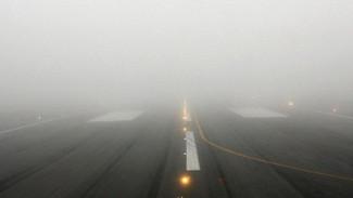 Нелётная погода: в Воронеже вновь отменяют авиарейсы