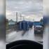 Под Воронежем опрокинулся гружённый семечками грузовик с пьяным водителем