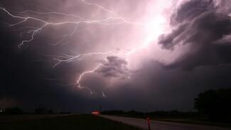 Метеорологи предупредили воронежцев о надвигающихся ливнях и грозах