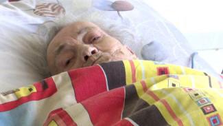 Сына воронежской пенсионерки, лишившейся обеих ног, обвинили в требовании денег и краже