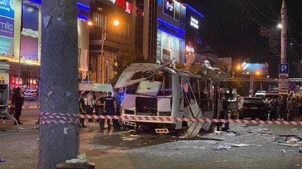 В Воронеже выписали из больницы ещё 4 пострадавших при взрыве маршрутки