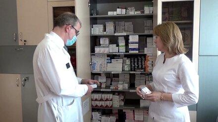 Бесплатные лекарства от ковида получили 4,5 тыс. лечащихся на дому воронежцев