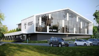 Власти запланировали ускорить строительство Центра мужской гимнастики в Воронеже