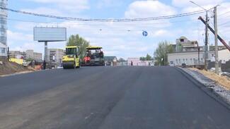 Мэр назвал дату открытия нового виадука у «Работницы» в Воронеже