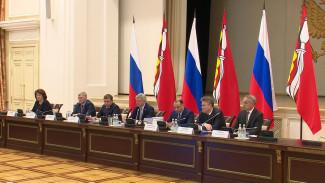 Расходы Воронежской области в 2019 году составят почти 100 млрд рублей