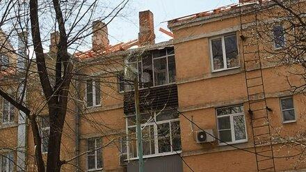 Фонд капремонта раскрыл подробности обновления исторического дома в центре Воронежа