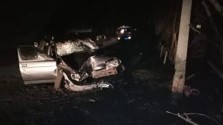 Влетевший в толпу пешеходов в Воронежской области автомобилист был пьян