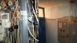 «В отчаянии всё делали сами». Воронежцы из затопленной 9-этажки обвинили УК в бездействии