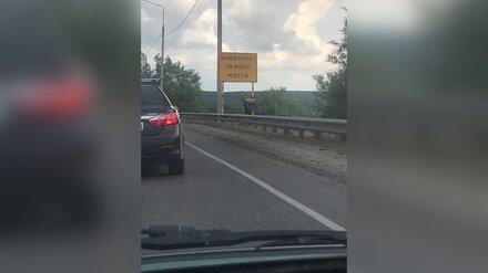 Под Воронежем на 10 месяцев ограничат движение по мосту через Дон