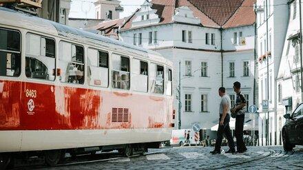 В Воронеже предложили установить трамвайный вагон с кофейным киоском внутри