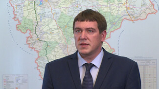 В Воронежской области за год отремонтировали 330 км дорог