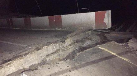 В МВД рассказали о состоянии пострадавших при обрушении моста в Воронежской области