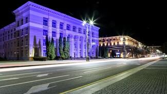 Воронеж в восьмой раз присоединился к всемирной акции «Зажги синим»