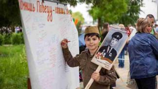 Более 200 нововоронежцев приняли участие в патриотической акции молодых атомщиков АЭС