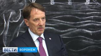 Президент принял отставку губернатора Воронежской области Алексея Гордеева