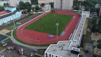 Обновлённый стадион «Буран» в Воронеже заработал в полную силу