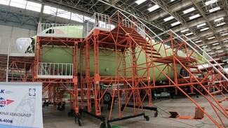 Воронежский авиазавод до конца 2021 года завершит создание опытного образца Ил-96-400М