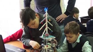 В Воронежской области школьники получили к Новому году подарки будущего