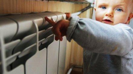 В Воронеже начали отапливать уже более 50% жилых домов
