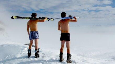 Любителей горных лыж и сноуборда пригласили на «Голый спуск» под Воронежем