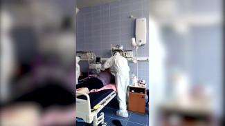Три месяца не видели родных. Как воронежские врачи борются с COVID-19 в «красной зоне»