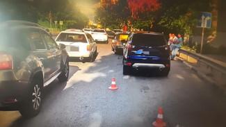 Двое детей пострадали в нелепом ДТП с 3 машинами в Воронеже