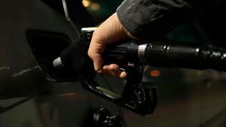 В Воронеже 19-летний парень на Audi украл с заправки бензин