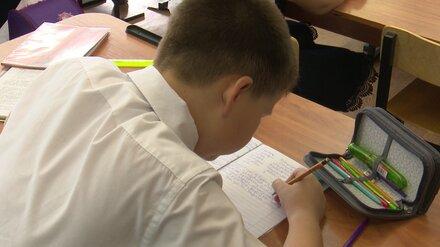 В воронежских школах отстранили от уроков 122 ученика с симптомами ОРВИ
