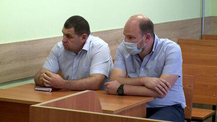 Прокуроры попросили для экс-главы воронежского строительного департамента условный срок