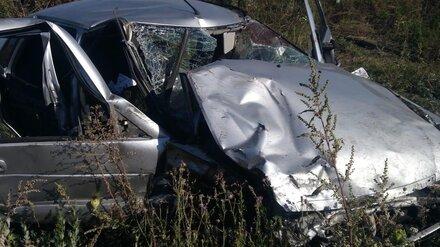 В Воронежской области 18-летний лихач устроил ДТП с погибшим и 4 пострадавшими