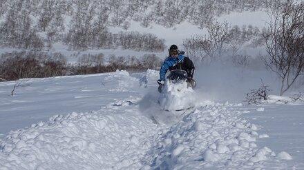 Сотрудник воронежского заповедника погиб, влетев на снегоходе в дерево