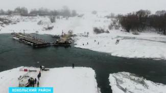 Эксклюзивные кадры громкой операции воронежских спасателей в Гремячьем